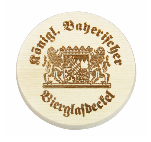 Royal Bavarian Beer Glass Lid