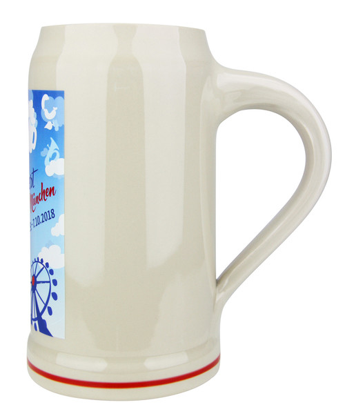 Munich 2018 Official Oktoberfest Beer Mug