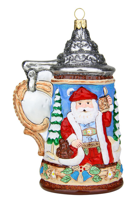 German Glass Christmas Ornaments Traditional Antique Style Xmas