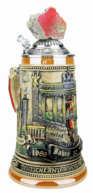 30 Years Fall of the Berlin Wall Anniversary Beer Stein