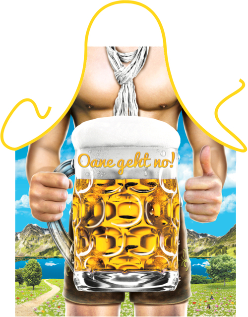 Only One More Beer Apron