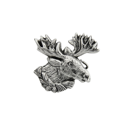 Moose German Hat Pin
