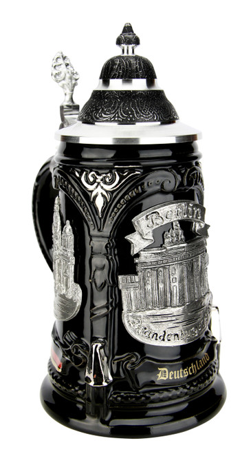 Berlin Famous Landmarks Beer Stein | Cities of Germany Collector Series