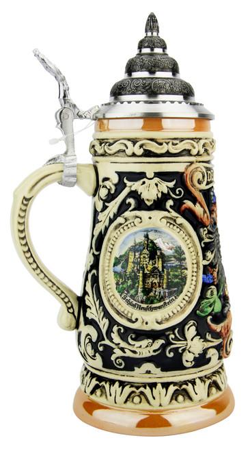 Germany Oberammergau German Beer Stein