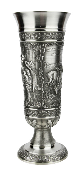 Hunter Pewter Pilsner Tulip Beer Cup