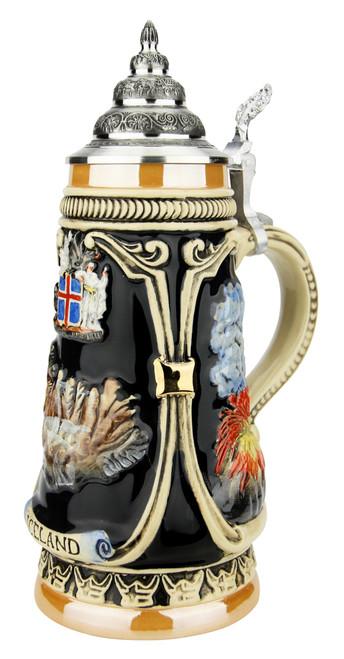 Iceland Beer Stein