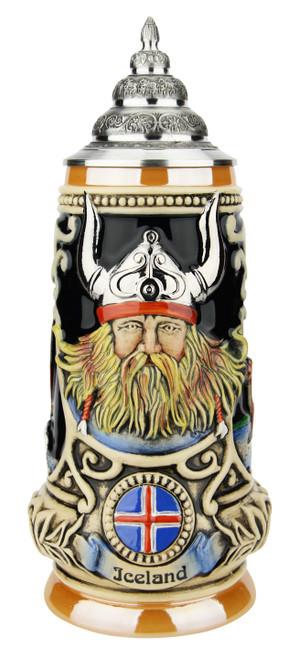 Iceland Viking Beer Stein