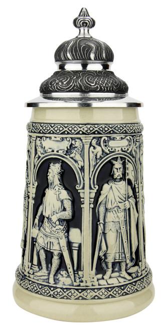 Crusaders Beer Stein | Cobalt