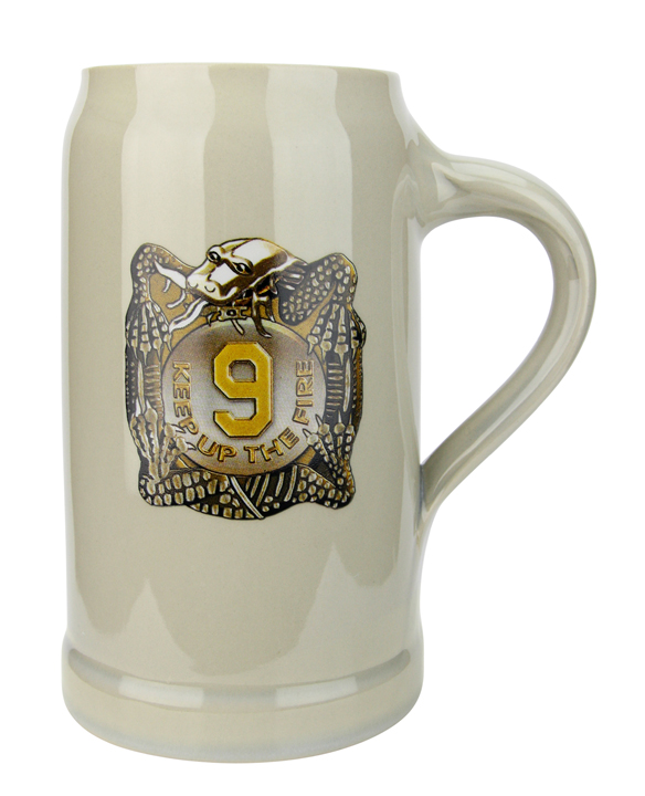 Full color process example of custom kannenbacker German mug