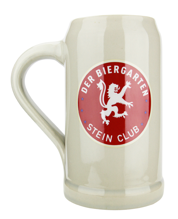 1 Liter German Kannenbaecker Beer Mug Custom Example on Side B KS38045