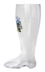 2 Liter Oktoberfest Glass Beer Boot
