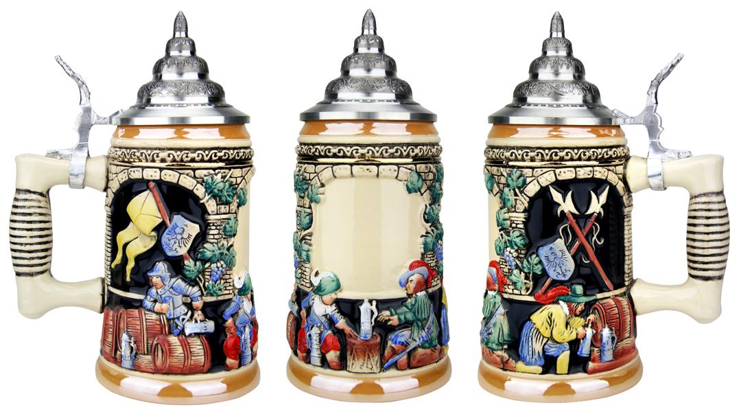 king-werk-german-beer-stein-for-custom-decoration-knights-k725.jpg