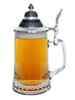 Personalized Custom Etched German Beer Steins