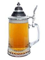 Personalized Custom Etched German Beer Steins