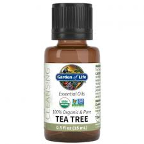 Tea Tree Cleansing Essential Oil