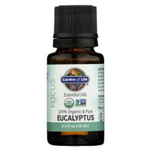 Eucalyptus Focus Essential Oil