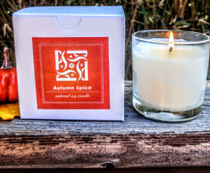 Autumn Spice Soy Candle
