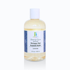 Lavender Shower Gel / Bubble Bath