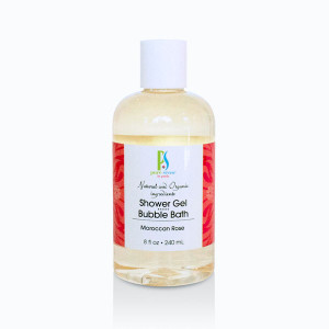 Moroccan Rose Shower Gel/Bubble Bath