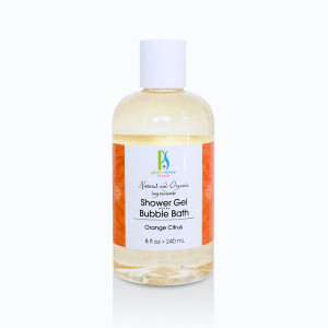 Orange Citrus Shower Gel/Bubble Bath
