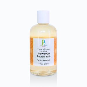 Vanilla Grapefruit Gel/Bubble Bath