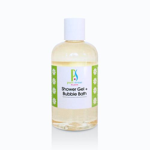 Unscented Shower Gel/Bubble Bath