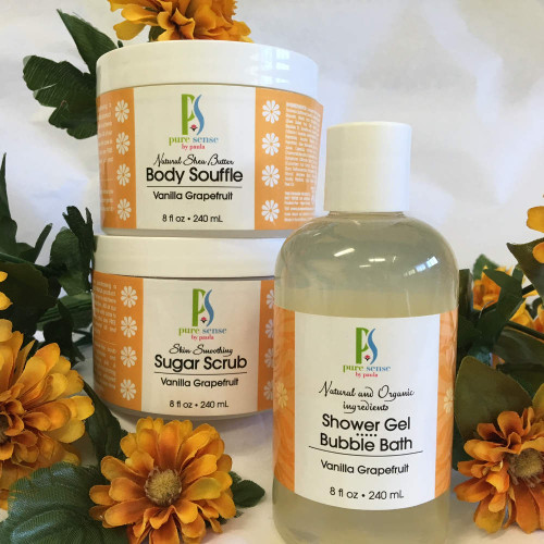 Bath & Body Package
