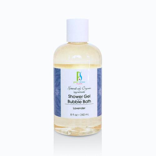 Lavender Shower Gel / Bubble Bath