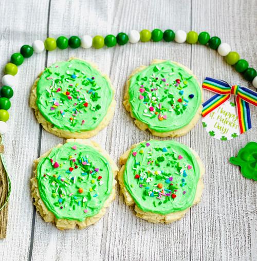 4 pack of Krush Cookies