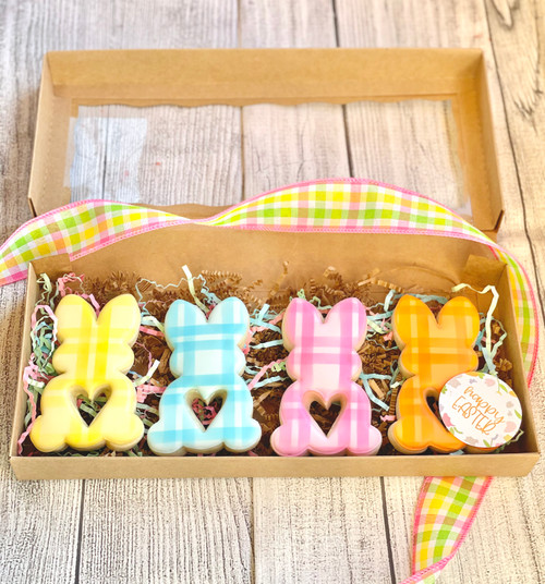 Bunny 4-pack