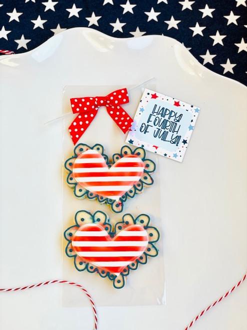 Heart 2 pack