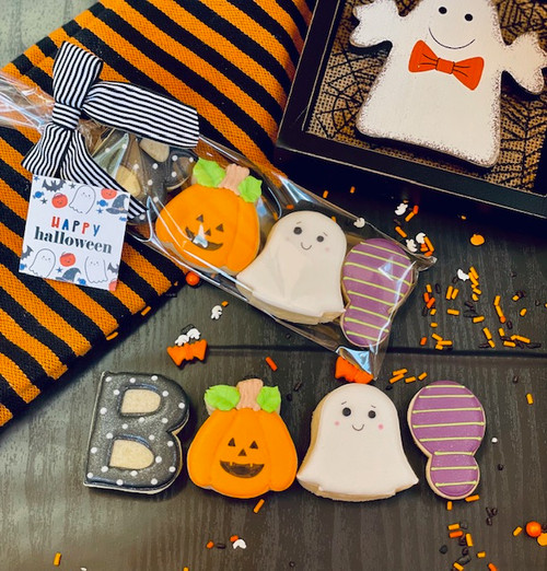 Mini Halloween 4-pack