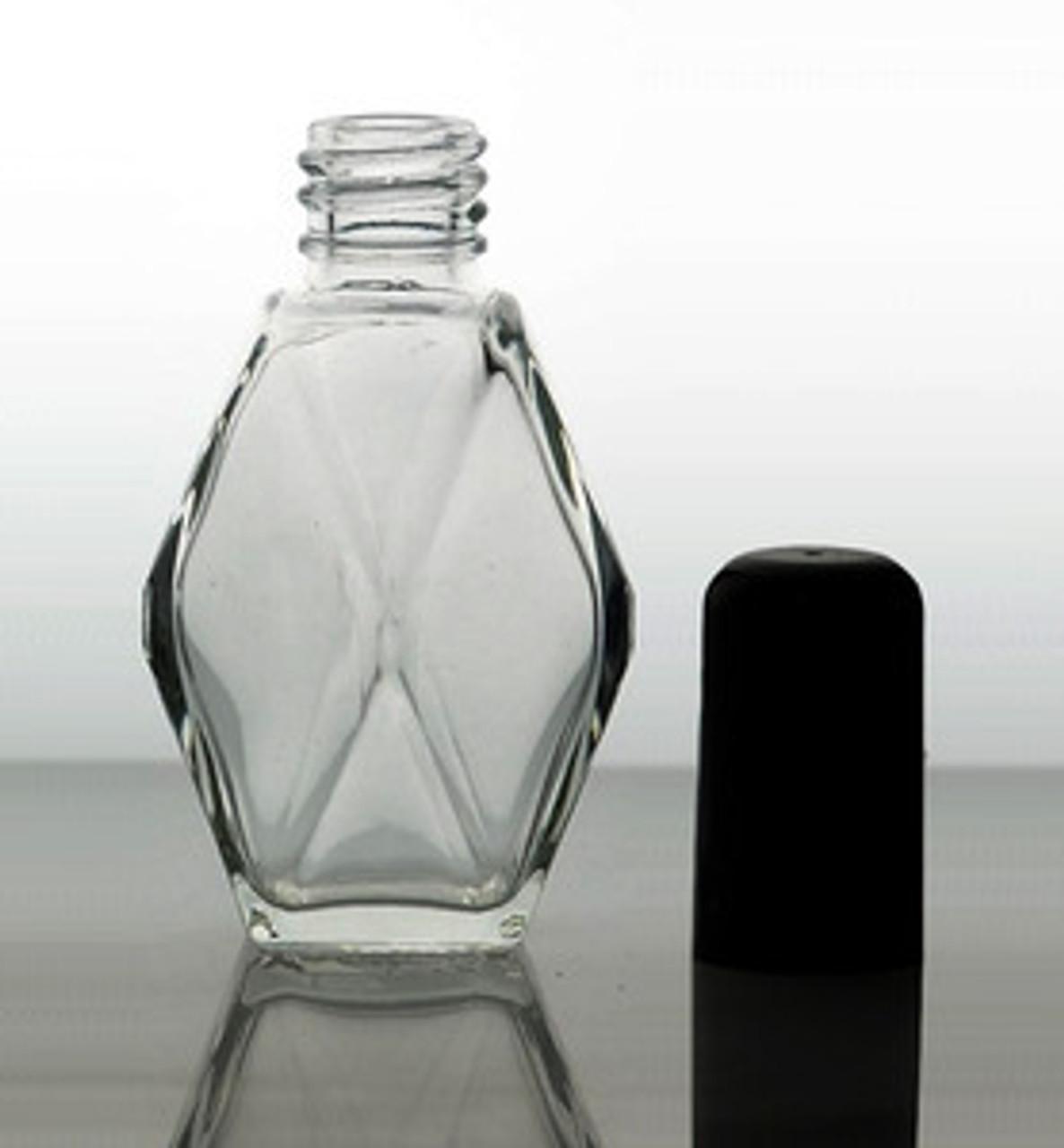 30 ml 1 oz Diamond Cut Bottles