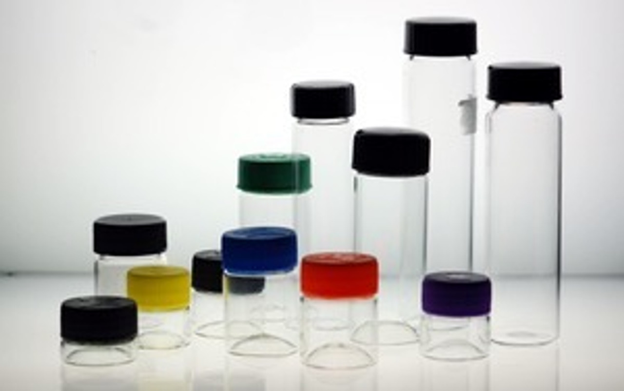 27x72 mm Glass Vials (25ml)