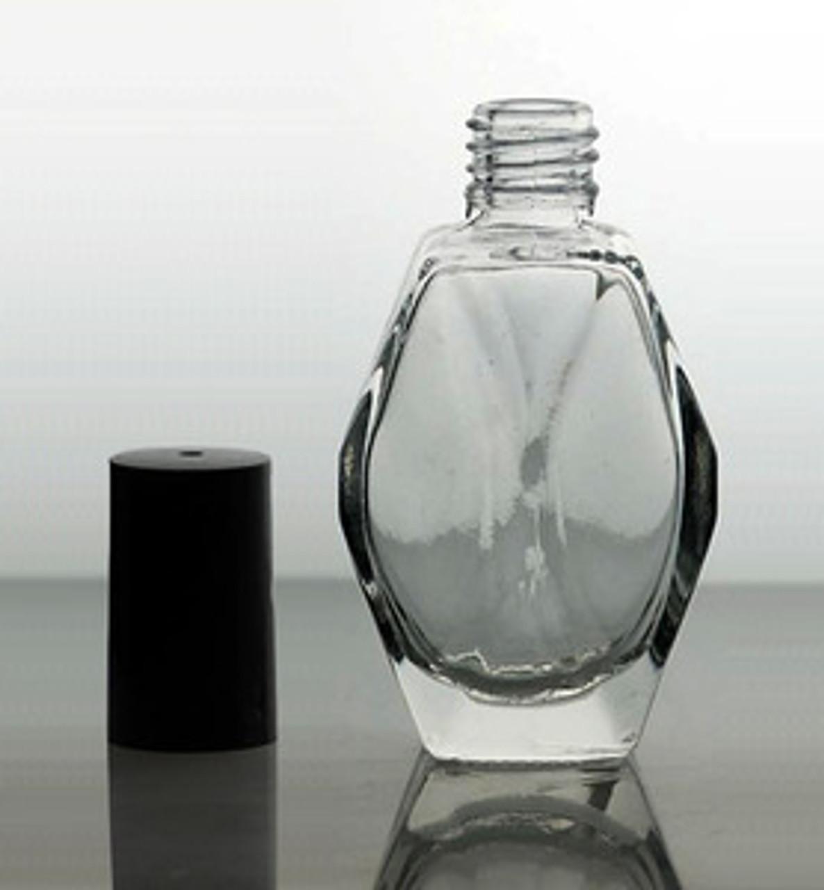 15 ml 1/2 oz Diamond Cut Bottles