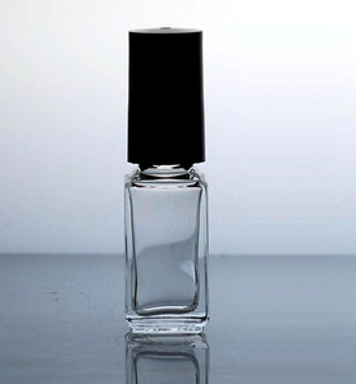 1 dram 4ml Square Bottles