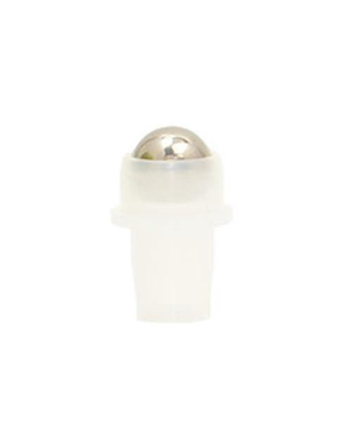 10 ml (1/3oz) Roll On Bottles W/Metallic Caps