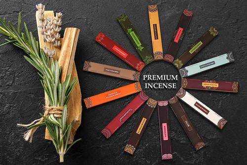 True Essence Premium Incense