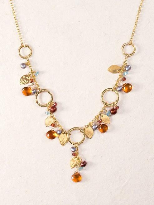 Fairy Garden Necklace
