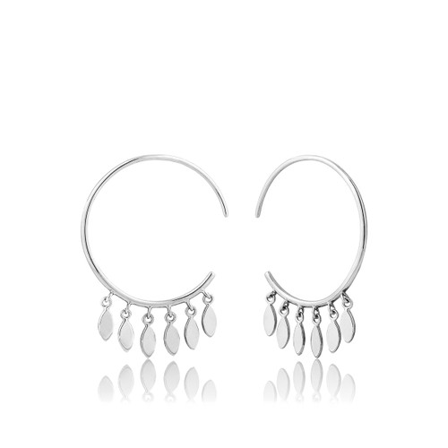 ALL EARS 925 SMALL HOOP EARRINGS