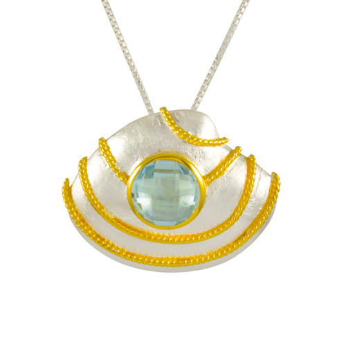 Clam Shell Necklace SBT