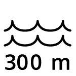 HIRSCH 300 m Water-Resistant