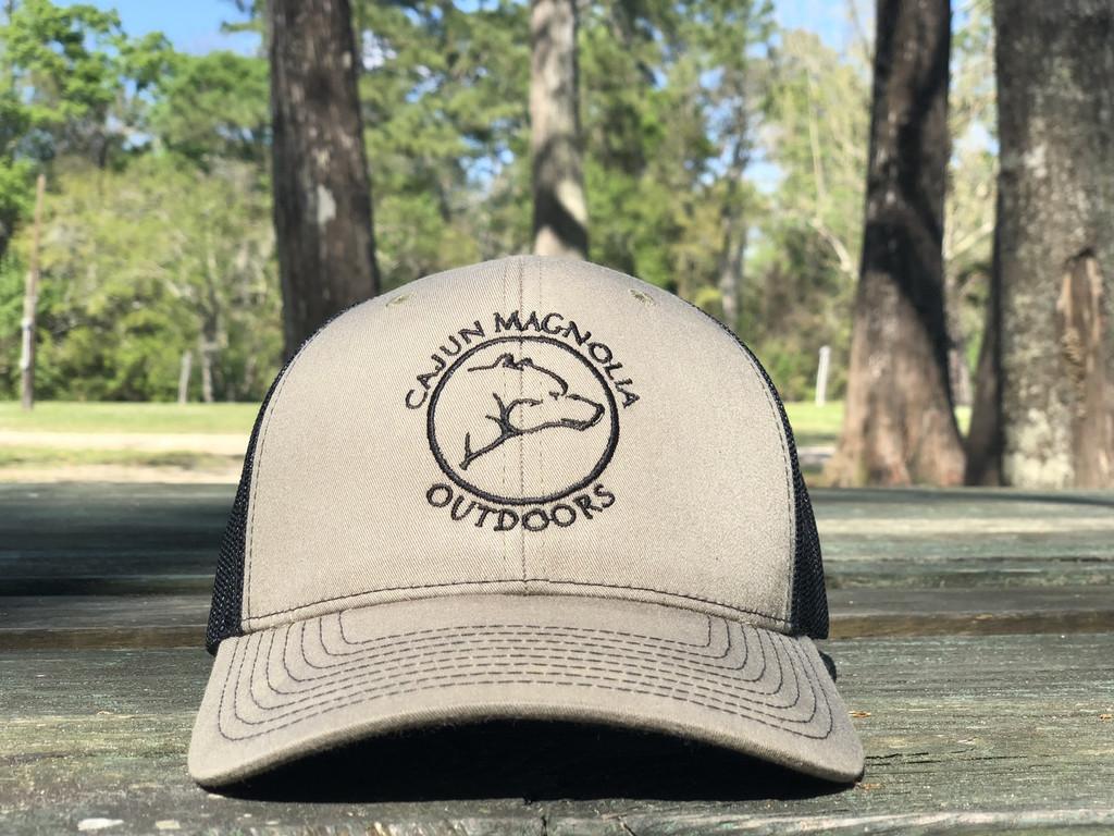 CMO Original Mesh Hat - Loden Green/Black