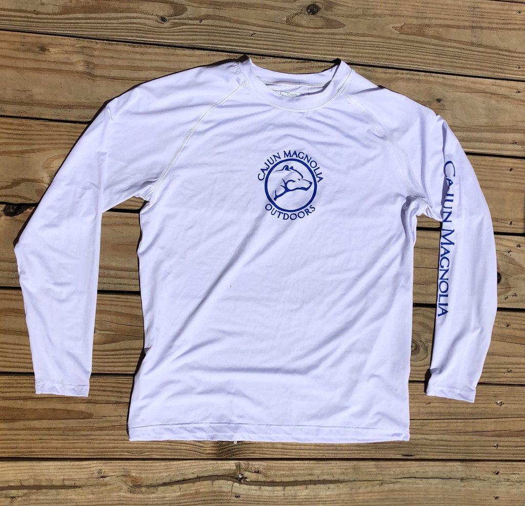 CMO Performance Long Sleeve (White)