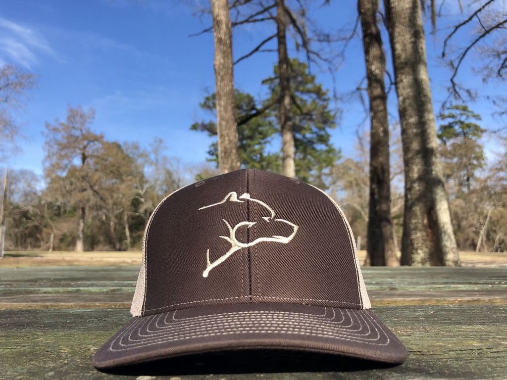 CMO Bear Hat - Brown/Tan