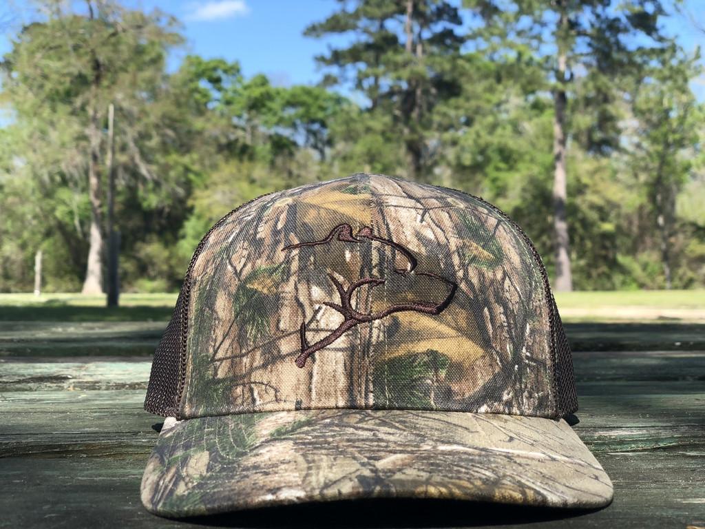CMO Bear Hat - Camo