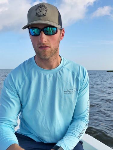 CMO Performance Long Sleeve (Seafoam Blue)