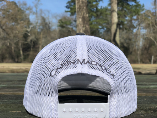 CMO Bear Hat - Gray/White