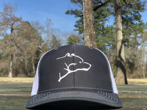 CMO Bear Hat - Gray/White