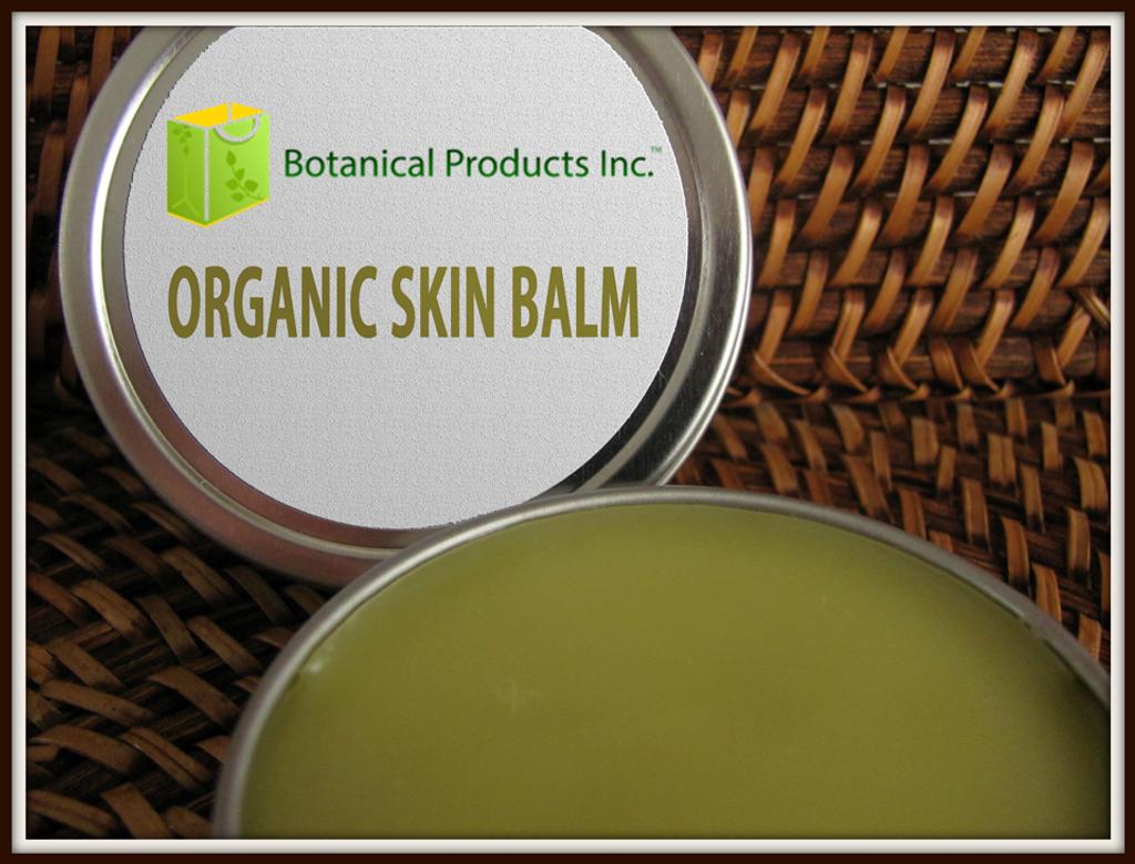 Organic Skin Balm (28G)